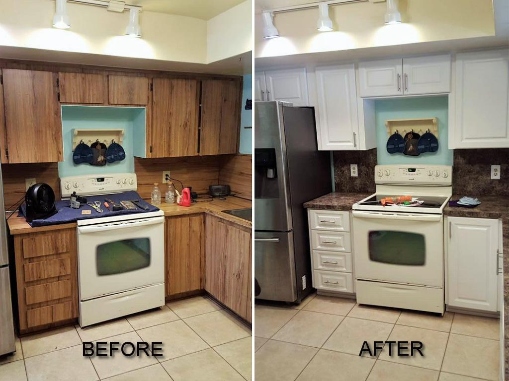 Cabinet Refacing-Palm Beach Kitchen & Bath Remodeling-We do kitchen & bath remodeling, home renovations, custom lighting, custom cabinet installation, cabinet refacing and refinishing, outdoor kitchens, commercial kitchen, countertops, and more