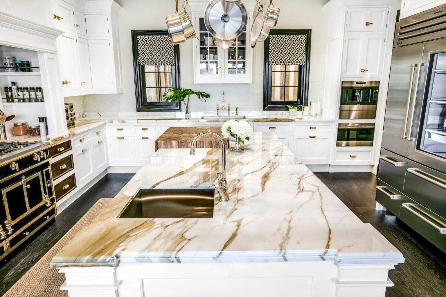 Luxury Countertops - Palm Beach Kitchen & Bath Remodeling